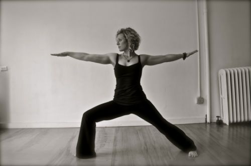 Kathleen Flanagan Yoga Teacher
