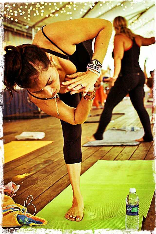 Melissa Nordin Yoga Teacher YogaBreezes