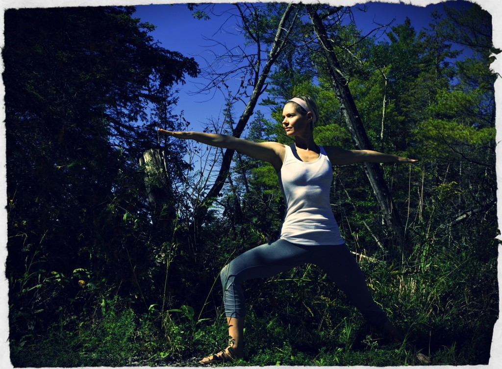 Jamie Wood | Vancouver BC | Drawn to #Yoga out of Necessity