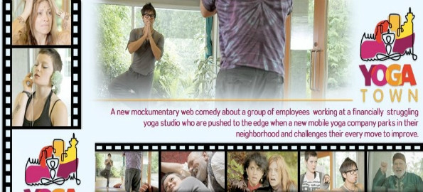 New episode of Yoga Town is live every Wednesday on Yoganomics