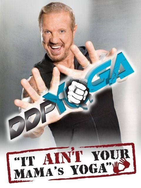 Diamond Dallas Page | DDPYoga | Yoganomics