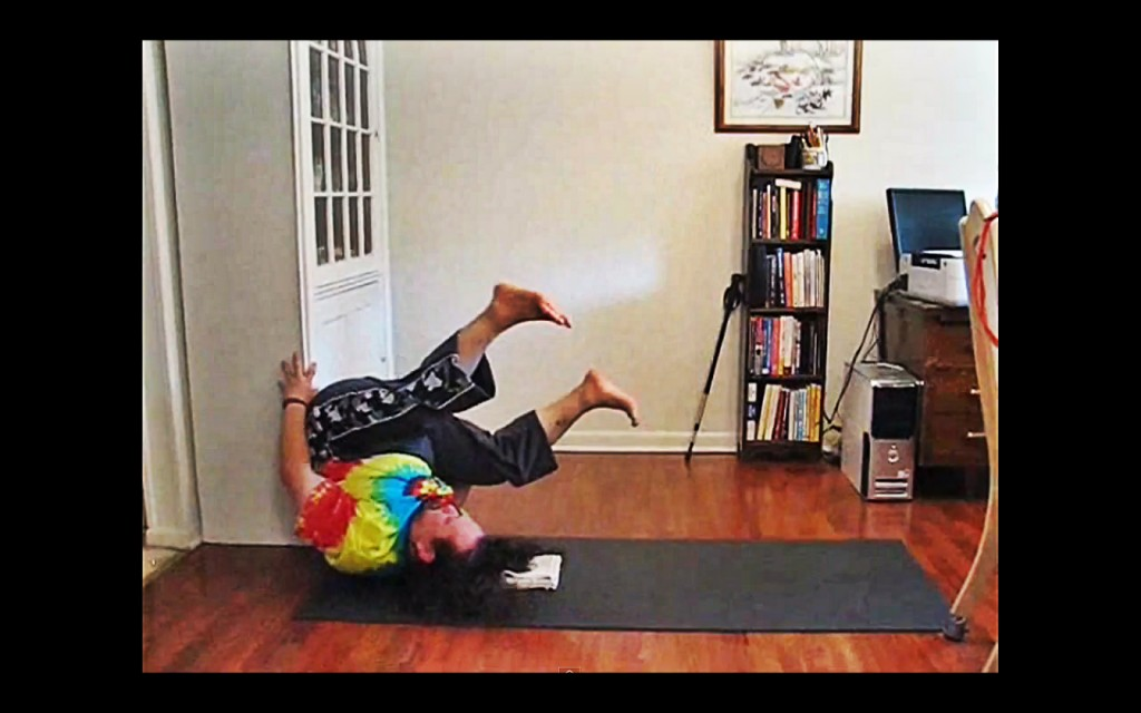 His story is proof that we cannot place limits on what we are capable of doing-DDPYoga