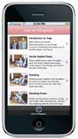 Yoga Mama - Cherie Lathey Yoga Teacher with a new Prenatal yoga app