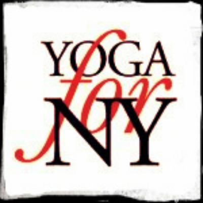 Yoga for New York: http://YogaforNewYork.org